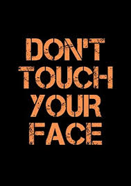 hypnosis to stop touching your face